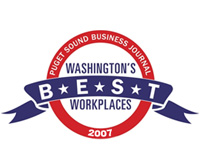 Puget Sound Business Journal, Washington's Best Workplaces