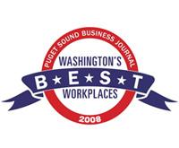 Puget Sound Business Journal, Washington's Best Workplaces