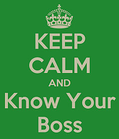 KeepCalmKnowYourBoss