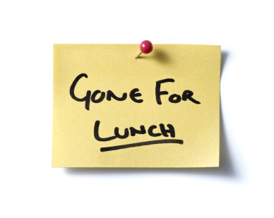 Does forex market have a lunch break