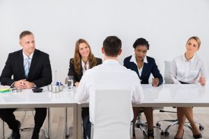 panel interviews