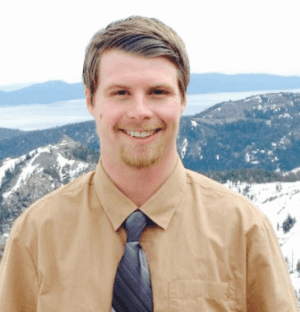 Clark Hamby was able to turn a temp project into a career.