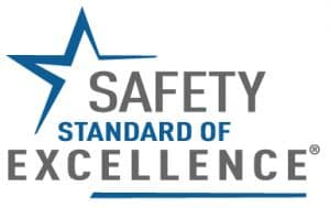 Safety Standard of Excellence Award Logo