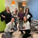 TERRA's Seattle Team in Their New Office