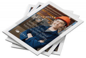 Everything You Need to Know about Manufacturing Staffing eBook Preview