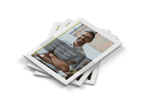 How to increase productivity in the workplace ebook mockup