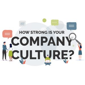 How Strong Is Your Company Culture? Quiz Cover