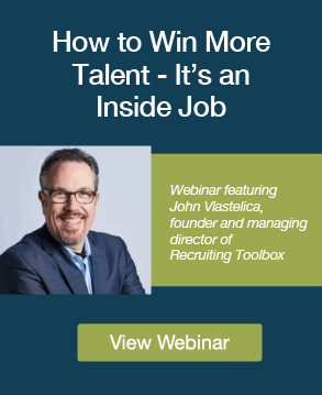 How to Win More Talent - It's an Inside Job